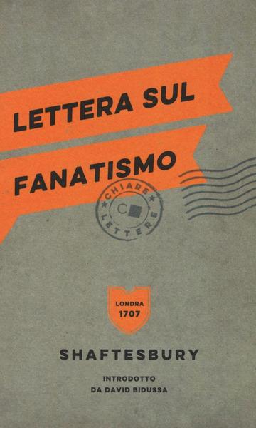 Lettera sul fanatismo